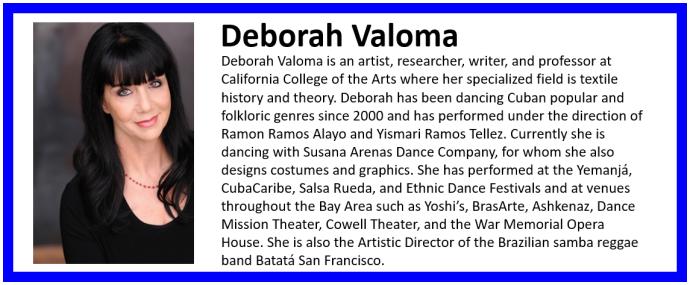 Deborah Valoma