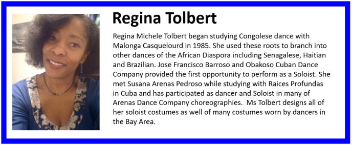 Regina Tolbert