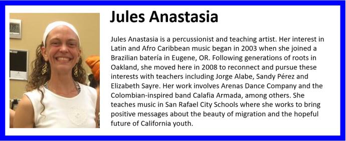 Jules Anastasia